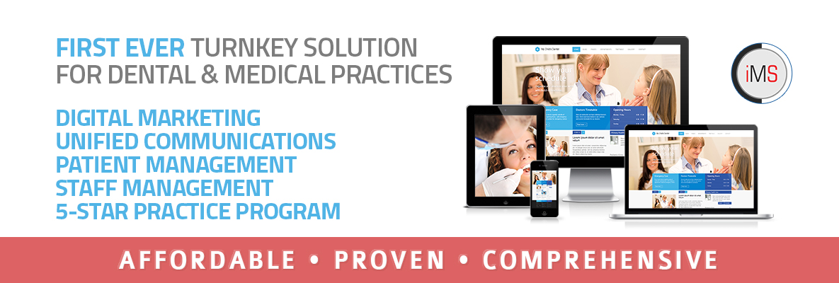 turnkey business solution for dental and medical practices